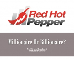 Do you want to be a Millionaire or a Billionaire? – Responsibility